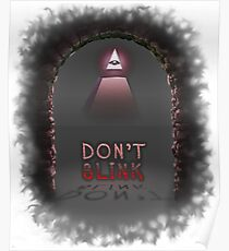 Illuminati Don't Blink Poster