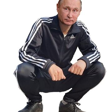 Putin Gopnik by Dipardiou