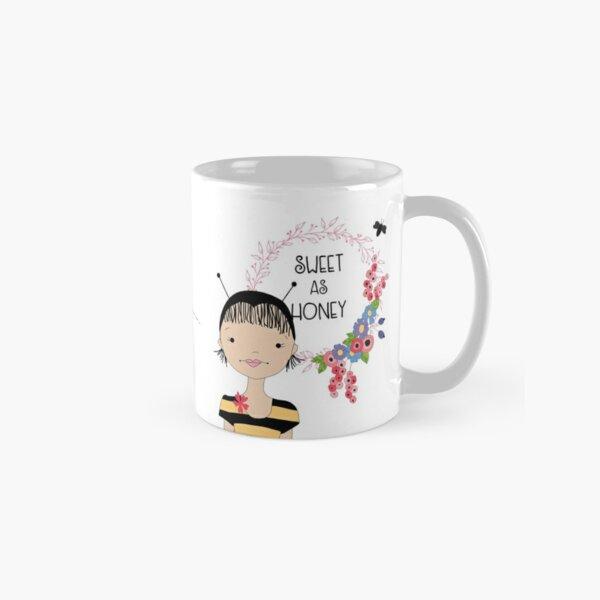Bee Girl Classic Mug