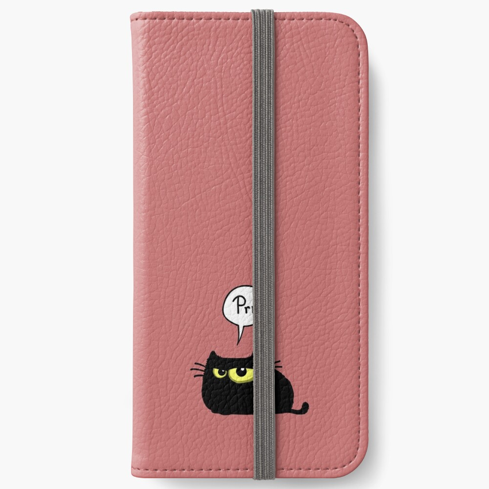Prr. iPhone Wallet