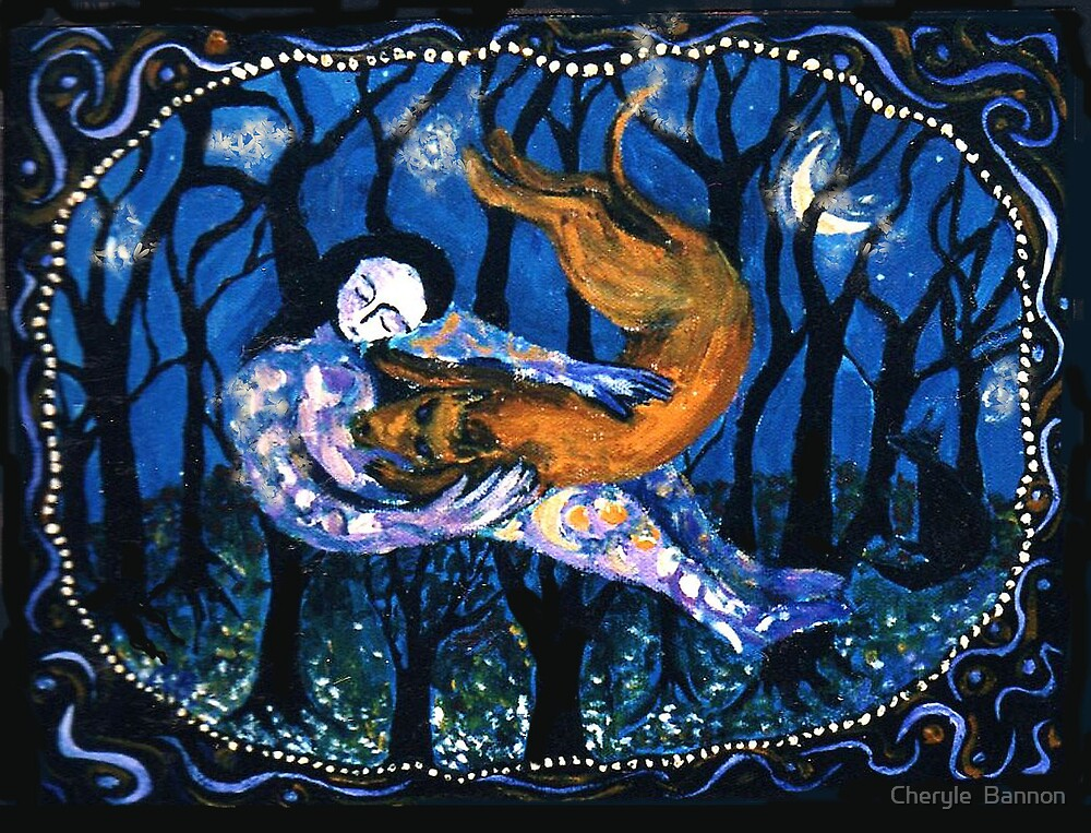Forest of dreams. by Cheryle  Bannon