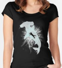 Weaponized Soul Women's Fitted Scoop T-Shirt