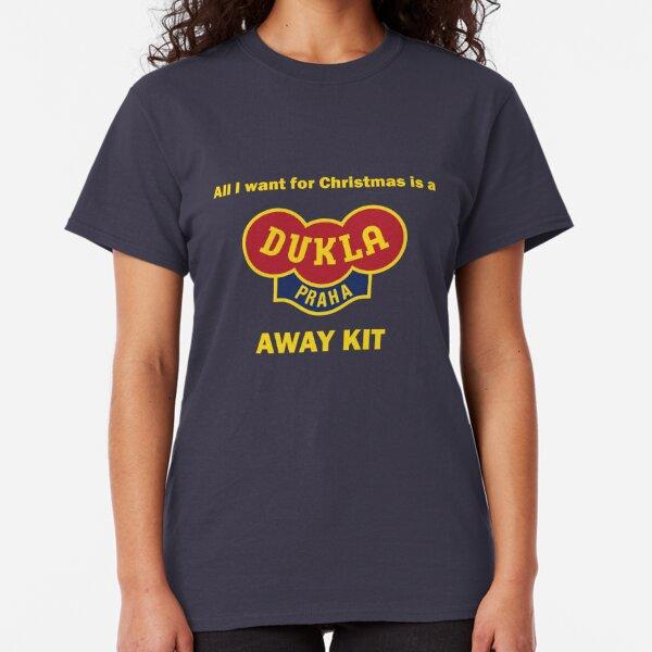 Dukla Prague Away Kit Classic T-Shirt