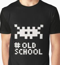 Old school gaming  Graphic T-Shirt