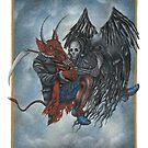 Devil & Death by HanaStupica