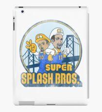 Vinilo o funda para iPad Super Splash Bros