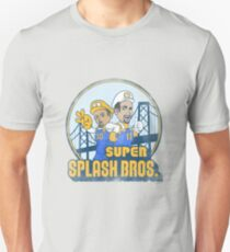 Super Splash Bros  Unisex T-Shirt