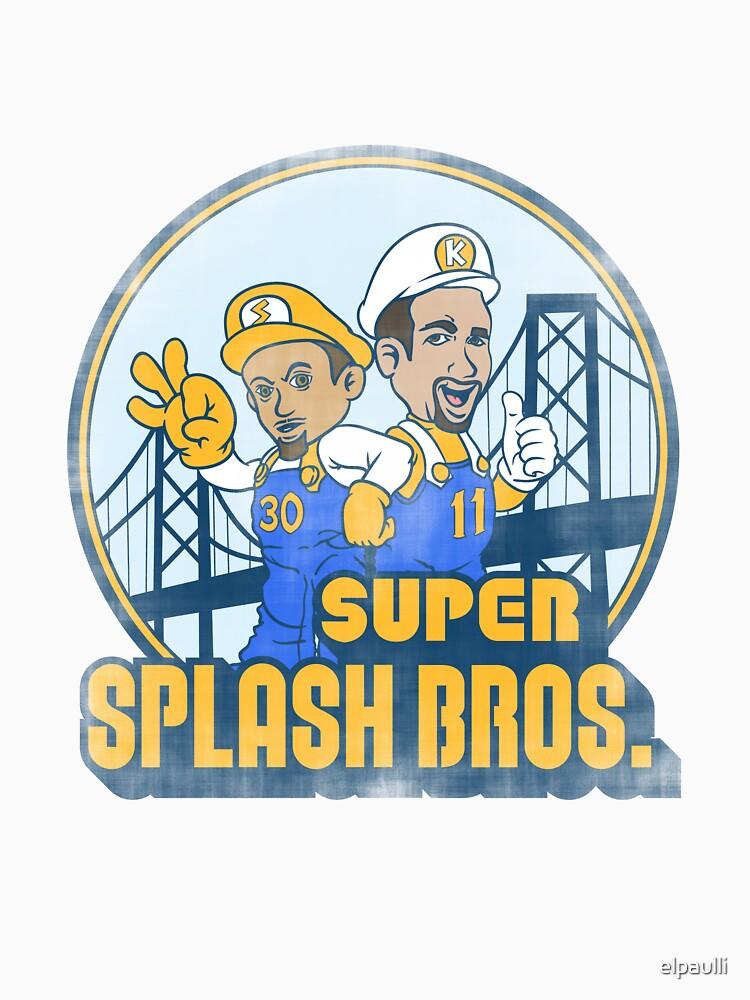 Super Splash Bros  | Unisex T-Shirt