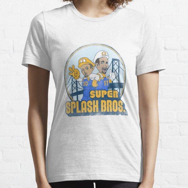 Super Splash Bros T-shirt essentiel