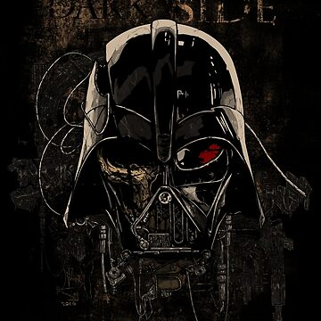Dark Skull by Ntok