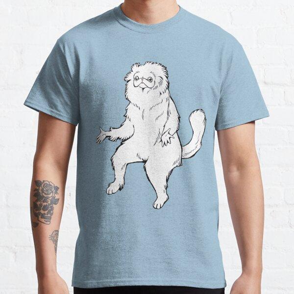 Persian Cat Room Guardian Design Classic T-Shirt