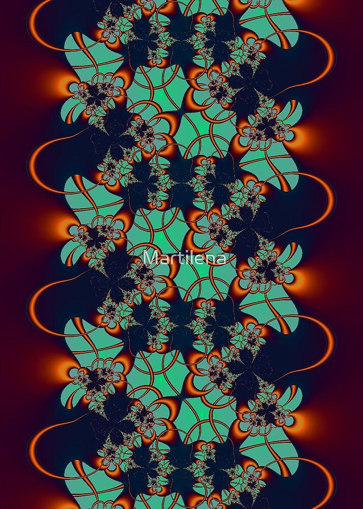 Night Ivy by Martilena