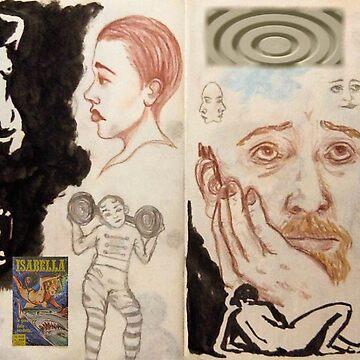 Sketchbookings #1 by littlegirlbluue