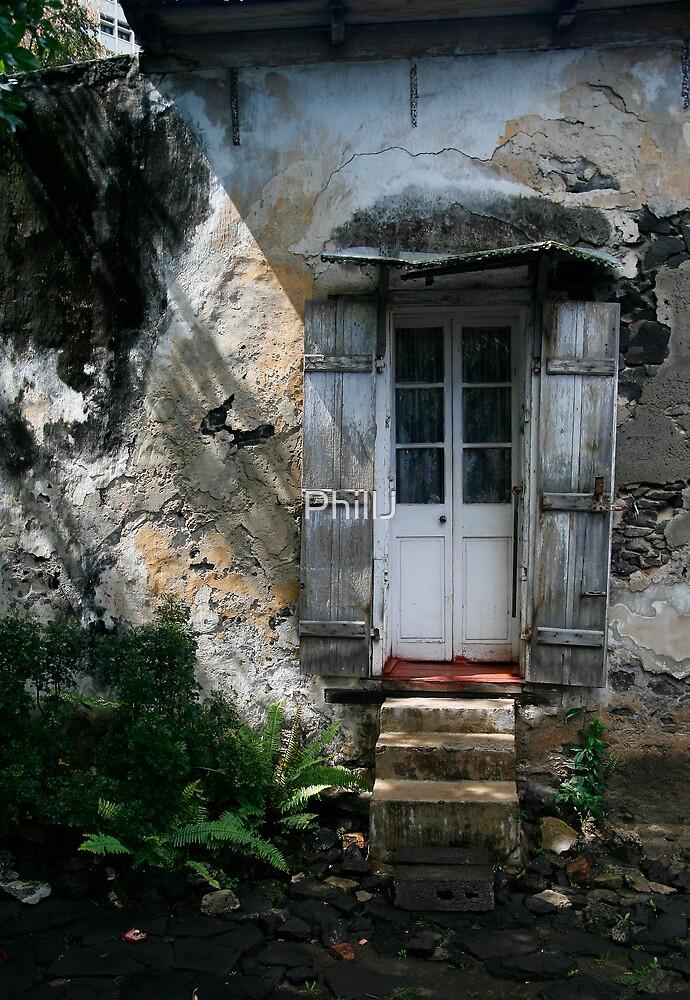 The Old Door by PhillJ