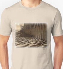Like Waves in the Sands of Time  T-Shirt