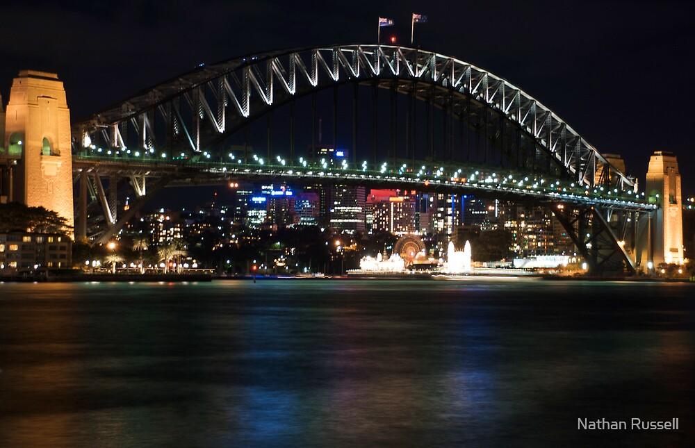 Sydney Harbor Bridge by Nathan Russell