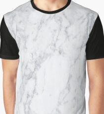 Marble photorealistic Graphic T-Shirt