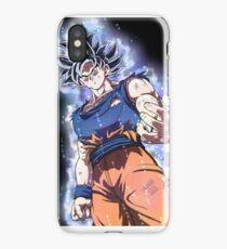 Ultra Instinct Goku iPhone Case/Skin