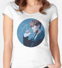KNK - Heejun Women's Fitted Scoop T-Shirt