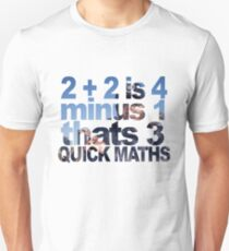 Big Shaq - Quick Maths T-Shirt