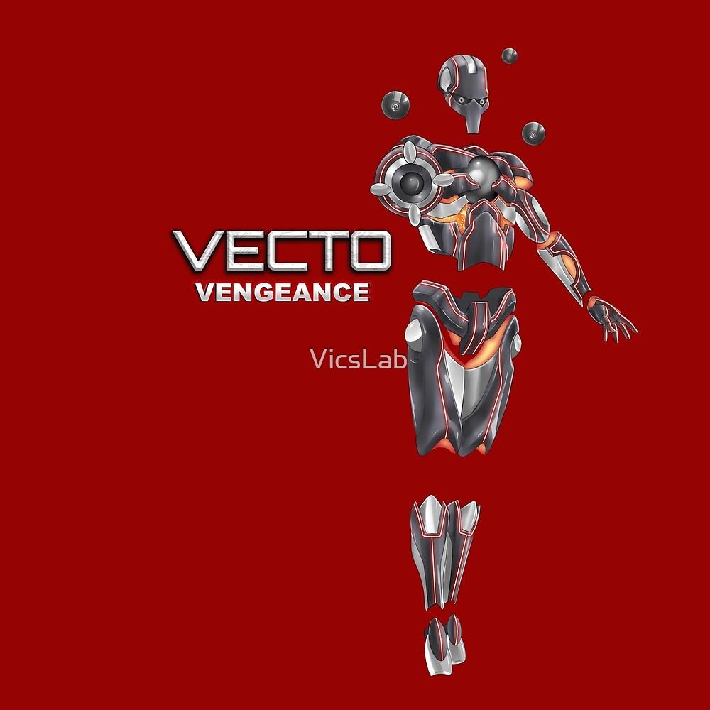 Vecto: Vengeance Character Art by VicsLab