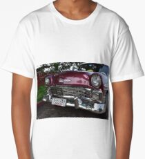 Great Gleaming Chrome Grill Long T-Shirt