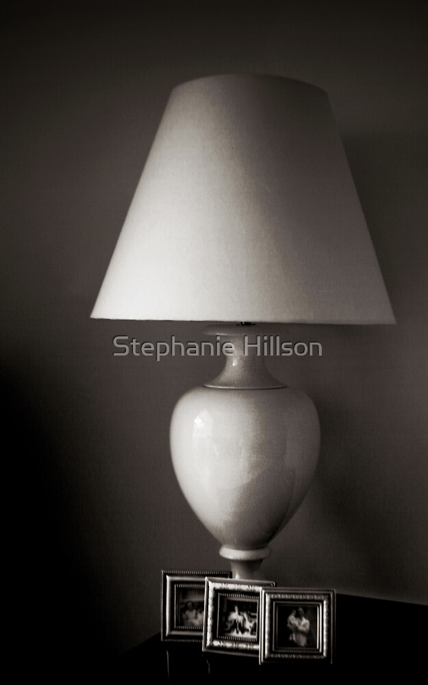 Memories on the Table by Stephanie Hillson