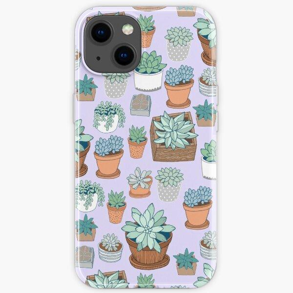 Succulent Love iPhone Soft Case
