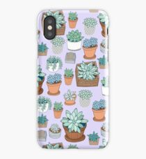 Succulent Love iPhone Case