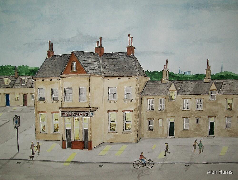"""Best house in the street"" by Alan Harris"
