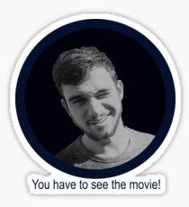 See The Movie! Sticker