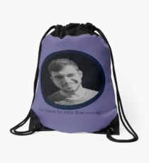 See The Movie! Drawstring Bag