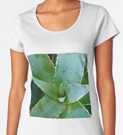 Green plant Women's Premium T-Shirt