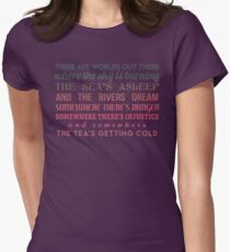 The tea's getting cold T-Shirt