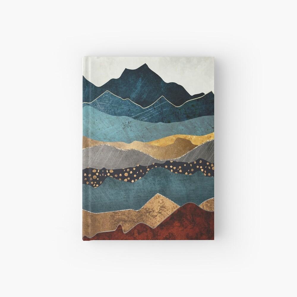 Amber Dusk Hardcover Journal