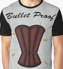 Bulletproof Corset Graphic T-Shirt