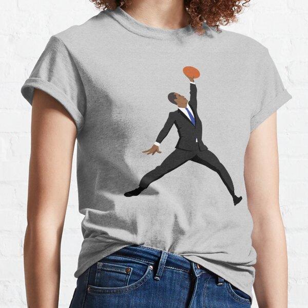 Obama black suit x Jumpman Classic T-Shirt