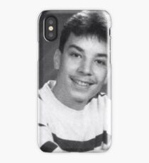 Jimmy Fallon - Yearbook Pic iPhone Case/Skin