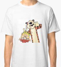 Calvin and Hobbes-Original Classic T-Shirt