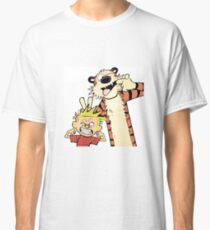 Calvin and Hobbes-Original Classic T-Shirt