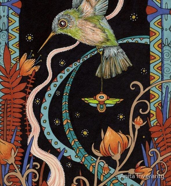 Skydancer by Anita Inverarity