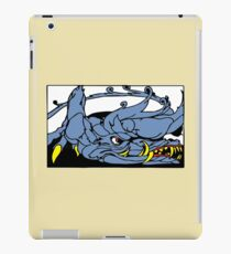 Dreadful Category IV Dragon. Extremely Dangerous.  iPad Case/Skin