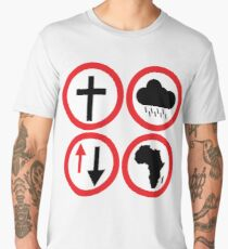 Toto - Africa: Bless Rains Down Africa Men's Premium T-Shirt
