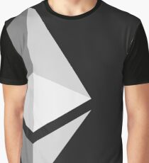 Ethereum Giant Graphic T-Shirt