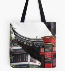Far Eastern Ornamental Tote Bag