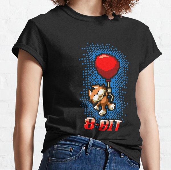 Retro Pixel Cat Classic T-Shirt