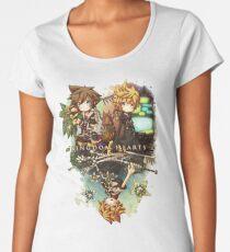 Kingdom Hearts Women's Premium T-Shirt