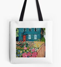 Willow Street Garden Tote Bag