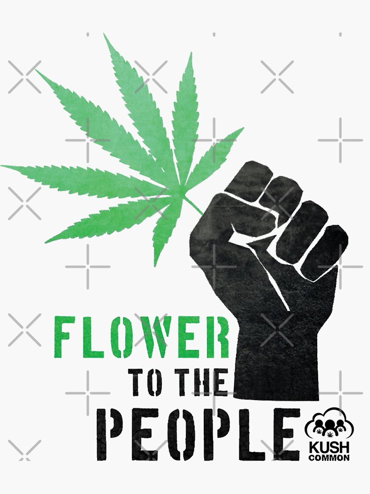 Flower to the People by kushcommon