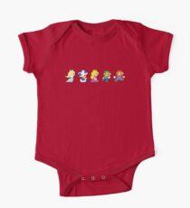 Super Mario 2D World Kids Clothes